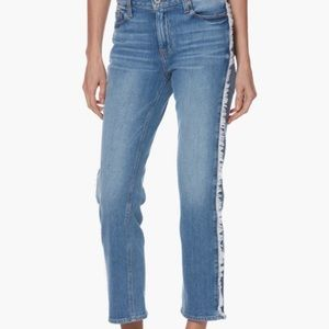 Paige Noella Frayed Jeans size 30